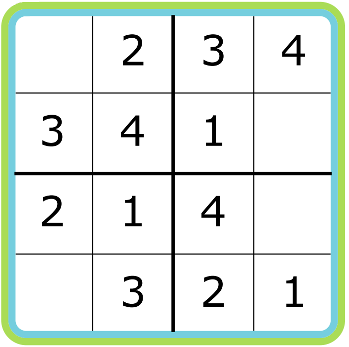 Week 7: Learning Math with Sudoku | The Trip Clip Blog | Make Any ...