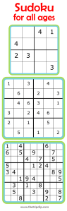 Sudoku for all ages