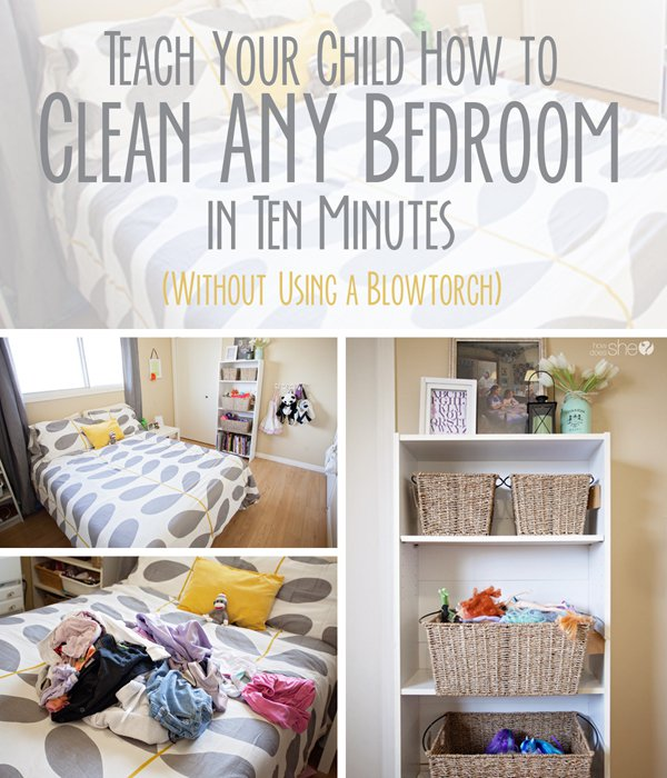 how to clean a room in 10 minutes the trip clip blog make any list then. Black Bedroom Furniture Sets. Home Design Ideas