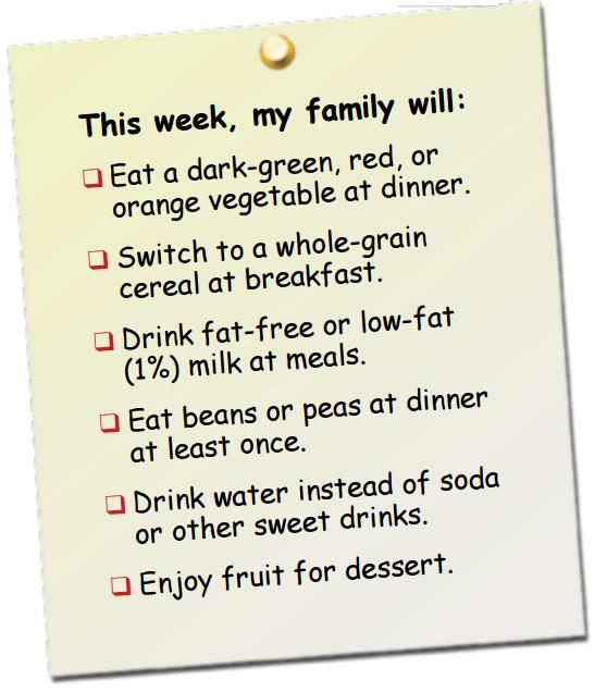 healthy-checklist