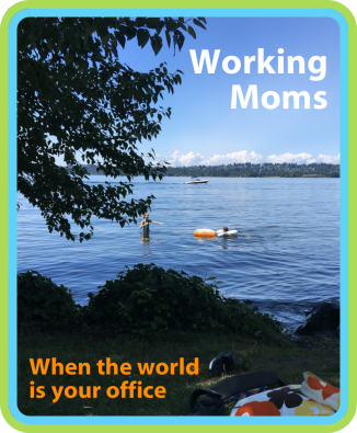 Working from home while raising kids is full of challenges, and one of the biggest is finding time to actually work. After 15 years, I've figured a few things out!