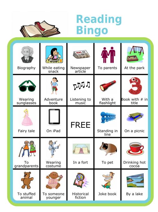 bingo-reading